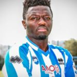 Muntari walks off pitch after being booked and racially abused