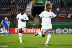 Ghana female soccer star Jennifer Cudjoe wishes to be a top model