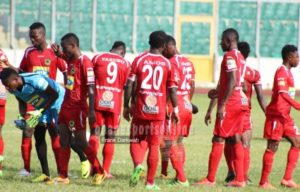 Match Report: Kotoko's winless streak extended to six games after 1-1 draw with Aduana