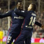 Thomas Partey helps Atletico Madrid to beat Espanyol in La Liga