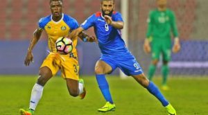 Ghana's Rashid Sumaila injured in Al Gharafa 2-1 win over Al Jaish