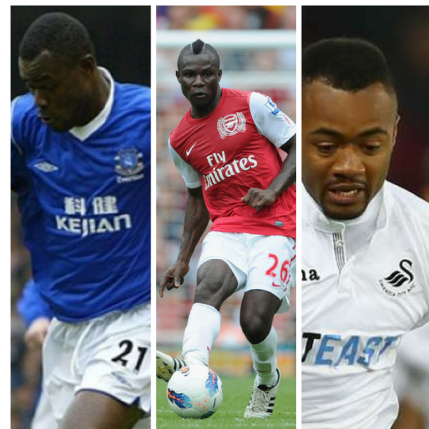 FEATURE: Six Ghanaian players who failed in the English Premier League