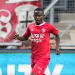 Yaw Yeboah was unused substitue in FC Twente 2-2 draw with PSV