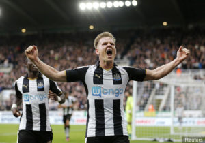 Christian Atsu lauds Newcastle United teammate Matt Ritchie