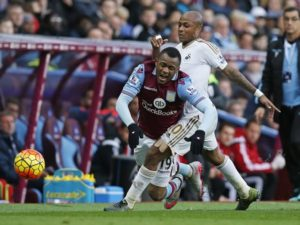 Jordan Ayew reveals it was a childhood dream to play in England