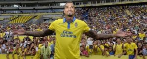 Watch Kevin-Prince Boateng's ninth goal for Las Palmas over the weekend
