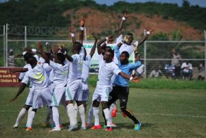 MTN FA Cup: Elmina Sharks edge regional rivals Ebusua Dwarfs via penalty shootout