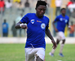 Aduana Stars captain Godfred Saka urges teammates not lose focus in the GPL title hunt in his abscence