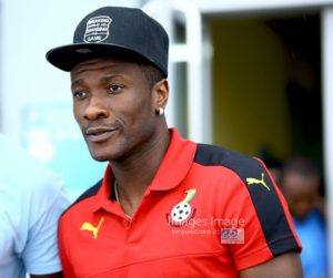 Ghana ace Asamoah Gyan linked with Al Ain return