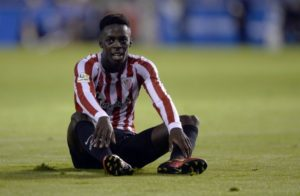 Iñaki Williams 'flattered' by Liverpool and Juventus links but happy to stay at Athletic Bilbao