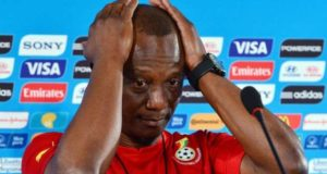 The Curse of the second coming; Kwesi Appiah returns