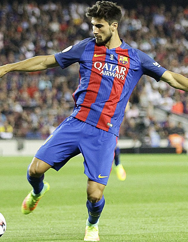 Barcelona management rubbish Andre Gomes sale rumours
