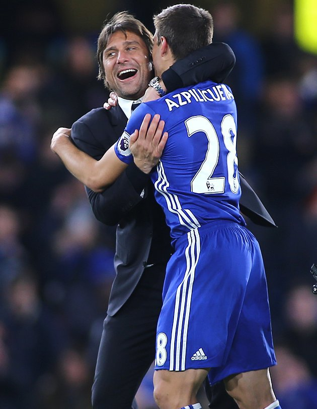 Chelsea boss Conte drops hint to Roman: 'Money explains value'