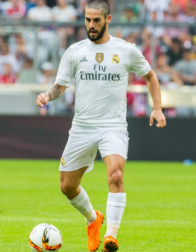 Real Madrid midfielder Isco: Maybe I should stay?