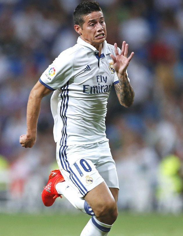 James 'made Zizou ultimatum to Real Madrid president': Man Utd or Arsenal next...