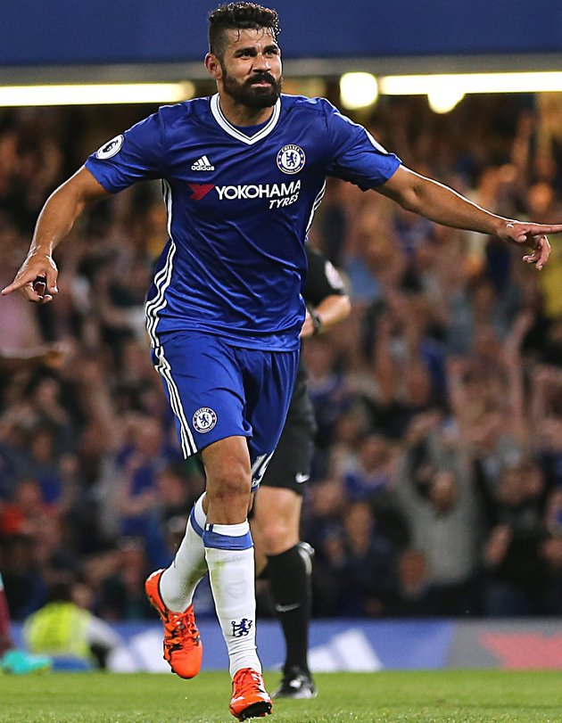 ​Chines Super club cool interest in Chelsea striker Costa