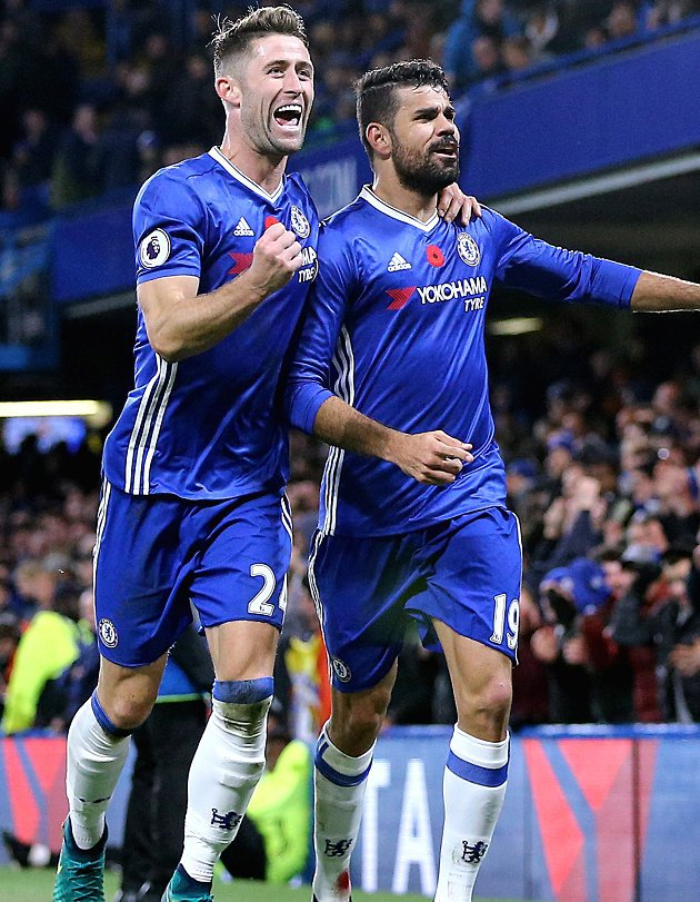 Chelsea defender Gary Cahill: Winning an addiction
