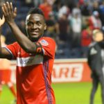 VIDEO: Watch David Accam's winning goal against D.C United in the MLS
