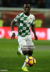 Emmanuel Boateng helps Moreirense avoid relegation