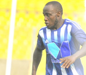 We will use Asante Kotoko to rise up - Great Olympics striker Manomey