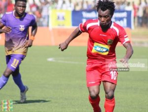 Baba Mahama promises to deliver for Kotoko