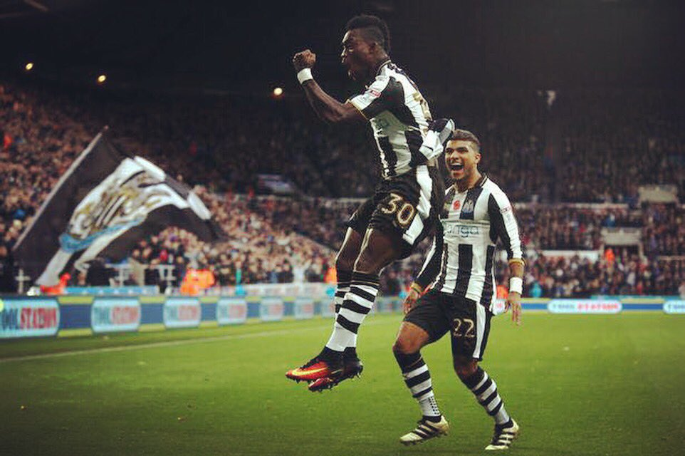 Christian Atsu elated with permanent switch to Newcastle United
