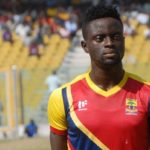 Nuttall can make Hearts champs - Cosmos Dauda