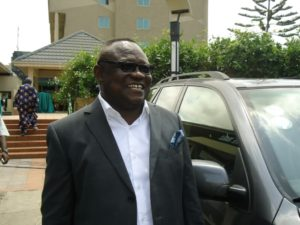 Former GFA EXCO member appointed Match Commissioner for AFCON qualifier between Burkina Faso and Angola