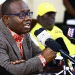 Asamoah Gyan hails the appointment of Kwasi Nyantakyi as 1st CAF Vice President