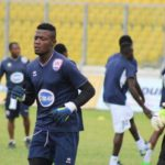 Inter Allies goalie Kwame Baah wants to win GPL Best Goalkeeper Award