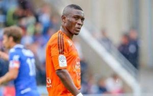 Ghana striker Majeed Waris suffers relegation with Lorient