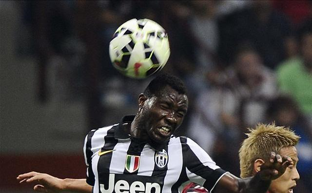 Kwadwo Asamoah linked to Southampton switch