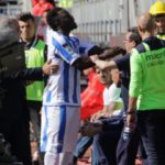 Ghana FA boss Kwasi Nyantakyi shows support for Sulley Muntari in racism fight