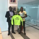 Ex-Hearts of Oak star Karim Alhassan joins division one outfit Phar Rangers FC