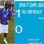 All Stars attacker Paul Asare wants to score more after Olympics win