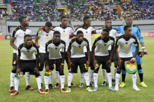 Ghana wins Fair Play Award at AJC