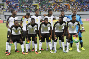 Coach Paa Kwesi Fabin names starting line up for Mali clash