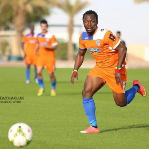 Kotoko signs former Black Starlets striker Saddick Adams