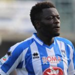 Ghanaian international Sulley Muntari set to leave relegated Italian Club Pescara