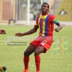 Hearts confirms skipper Thomas Abbey's call up to Black Stars