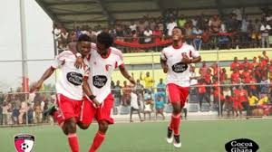 MATCH REPORT: Obeng-Ampem's double sinks Inter Allies