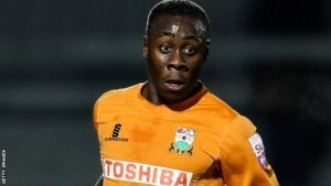 Ghana defender Andy Yiadom named in Championship team of the season