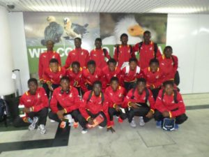 VIDEO: Ghana's Black Starlets arrive to a hero's welcome