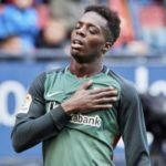 Napoli is the latest club to show interest in Inaki Williams