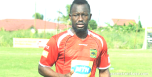 Saddick Adams begins training with new club Asante Kotoko