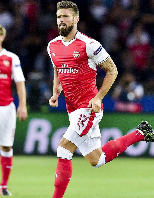 ​West Ham ready to make Arsenal striker Giroud record signing