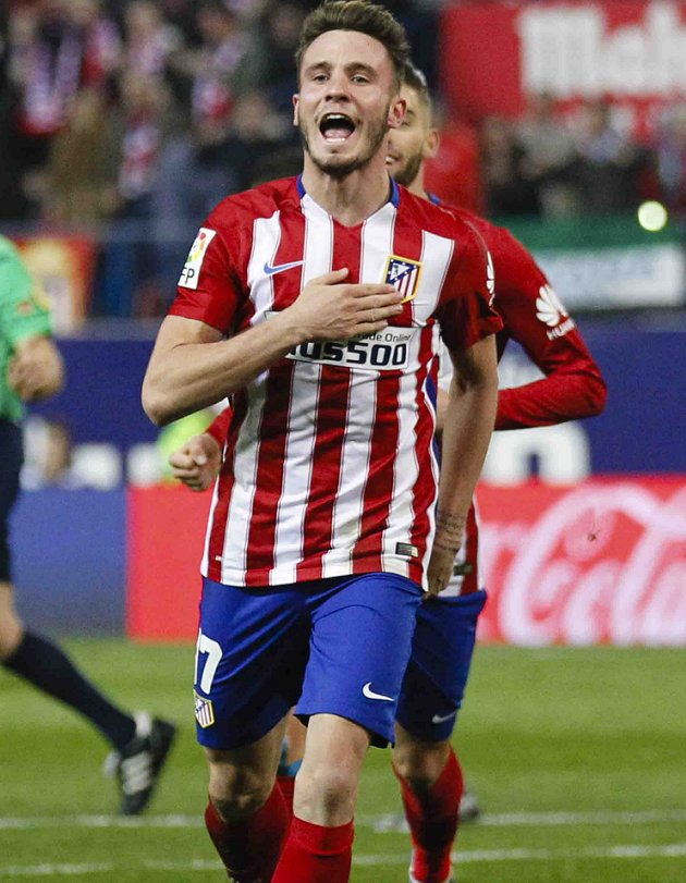 Atletico Madrid president Cerezo warns Barcelona: Saul one of us!