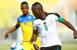 Ghana midfielder Agyeman Badu rubbishes claims of captaincy row in the Black Stars