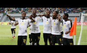 Ghana U-17 to know Group opponents on July 7