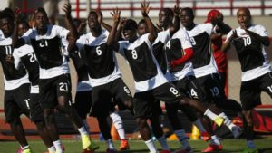 VIDEO: Black Stars end final training session in great mood ahead of Ethiopia match